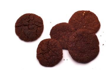 Čokoládové biscotti