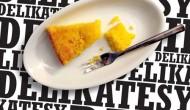 Pomarančový koláč s polentou