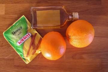 pomarančový punč