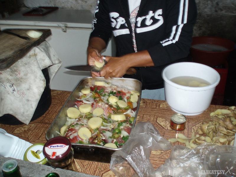 Príprava jedla