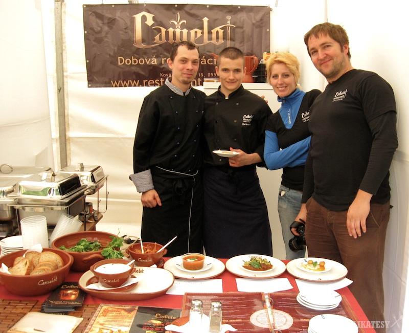Reštaurácia Camelot