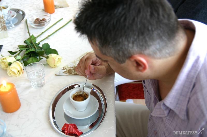Hodnotenie espresso