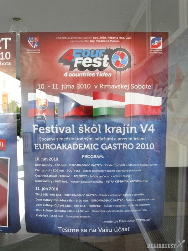 Euroakademik Gastro 2010