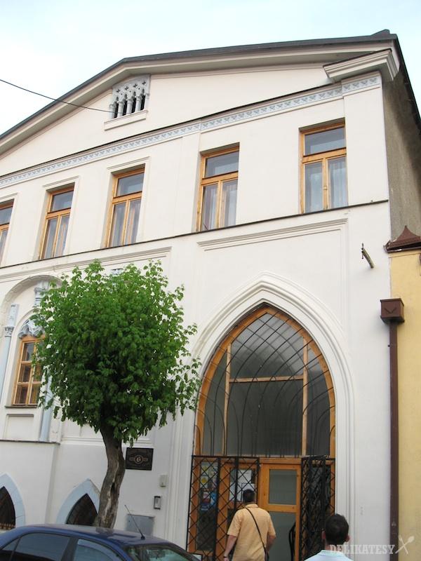 Meštianský dom