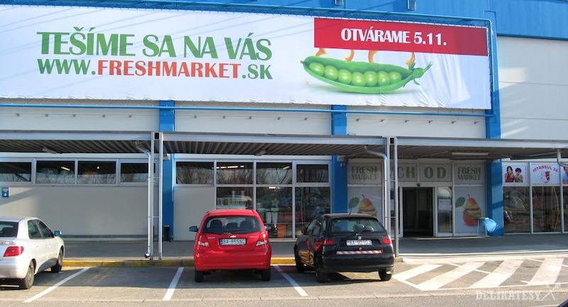 Fresh Market tržnica
