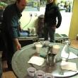 Príprava na degustáciu