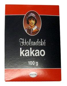 Holandské kakao Avita