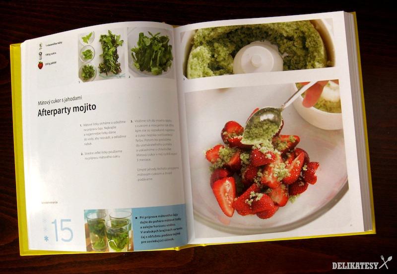 Knihy o jedle