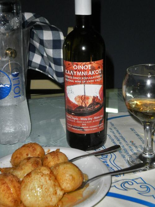 Kalymikos víno