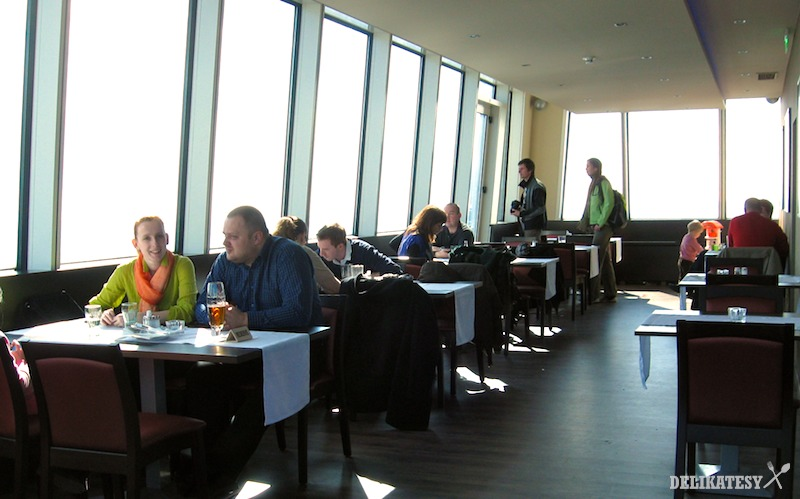 Interiér Brasserie