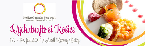 Košice Gurmán Fest 2011