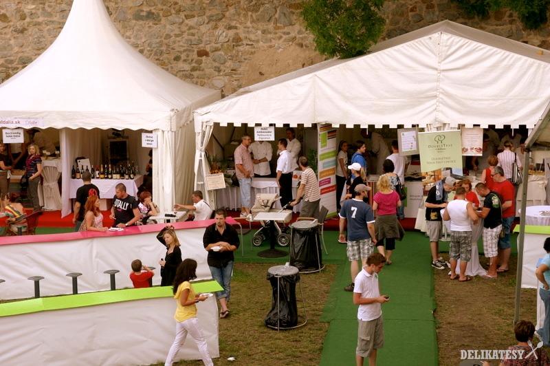 Košice Food Fest 2011