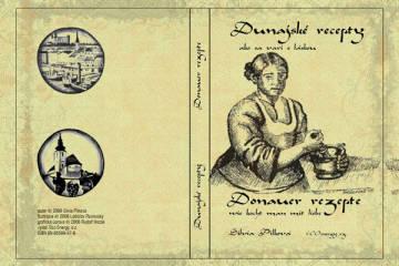Dunajské recepty - Obálka