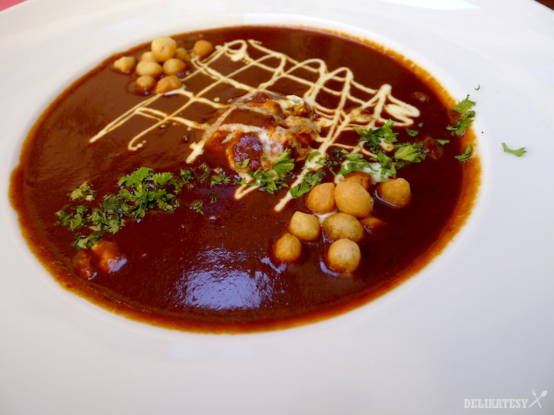 Jemná tomatová polévka