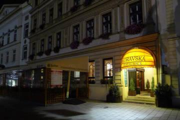 Moravská restaurace