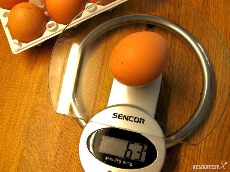 Vajíčko veľkosti L