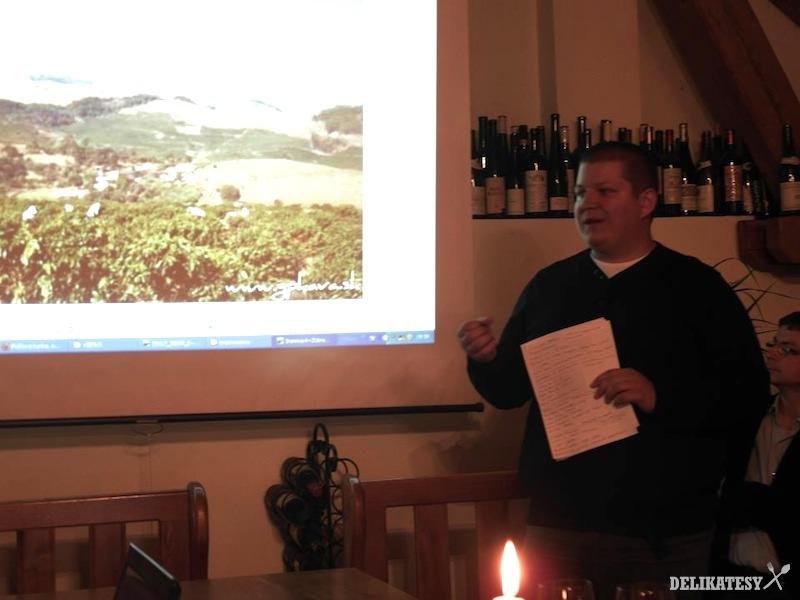 Peter Ondrejka a jeho prednáška o káve