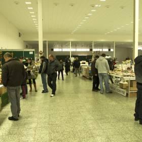 Farmárske trhy v nitrianskom Agrokomplexe
