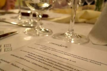 Degustácia a párovanie vína