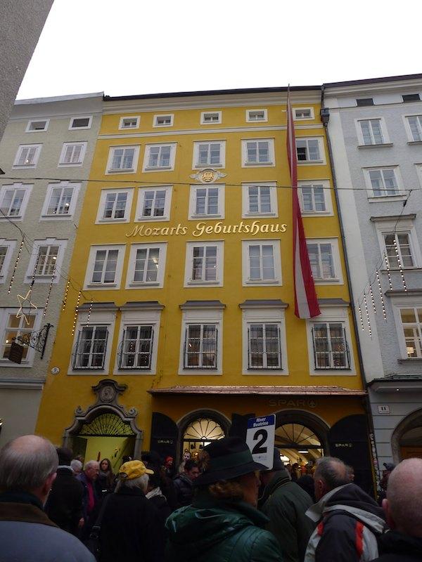 Mozartov rodný dom