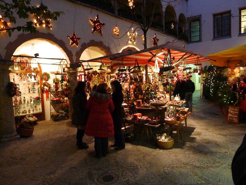 Vianočné trhy v Salzburgu