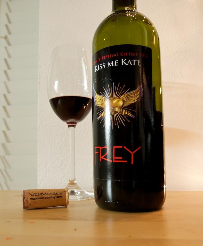 Frey - červené cuvee