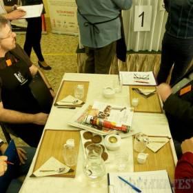 Prestretý stôl Lukáša Podbehlého