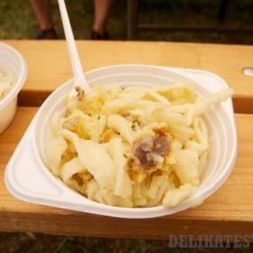 Pôvodné pukanské párance so zemiakmi