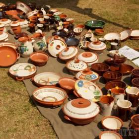 Pukanská keramika