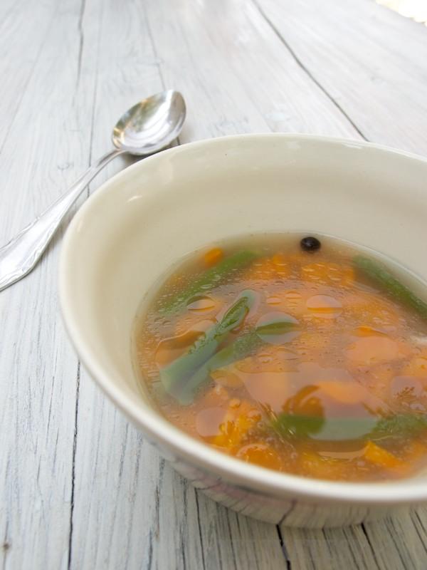 Ľahká polievka