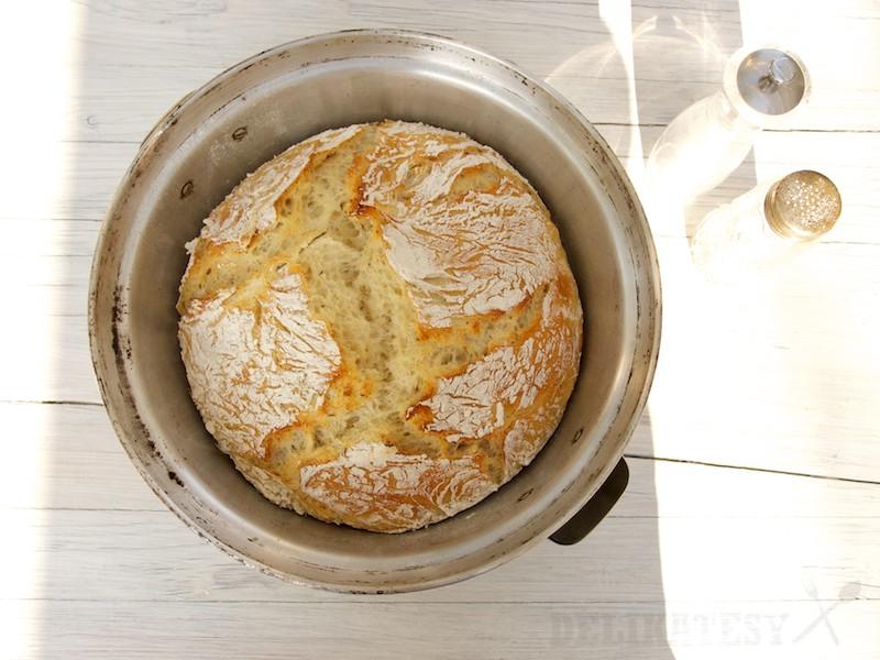 Popraskaný chlieb