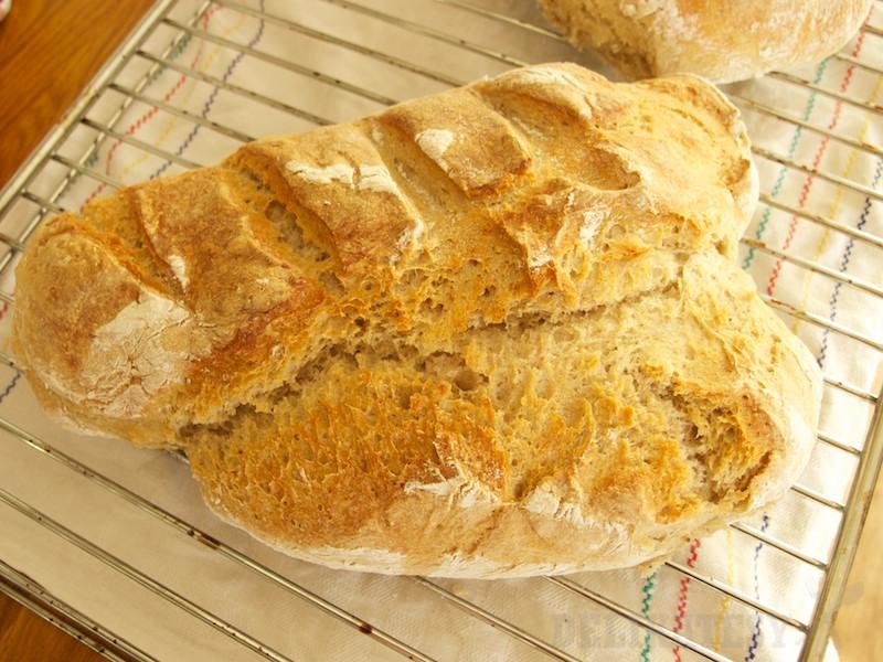 Chlebové siamské dvojičky