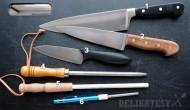 Nože a ocielky