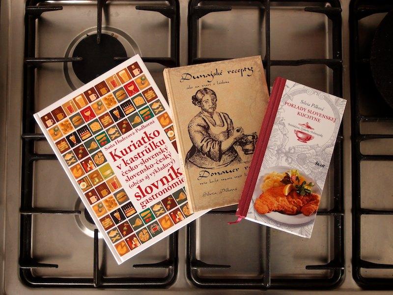 3 knihy do súťaže
