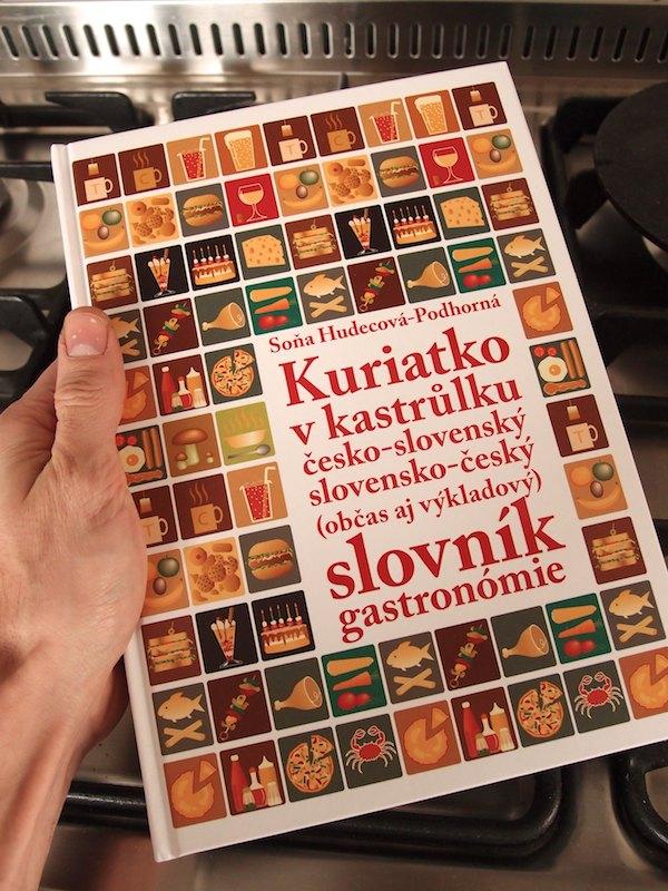 Česko-slovenský slovník gastronómie