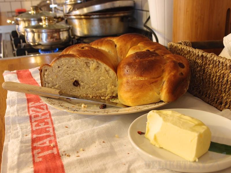 Najlepšia s maslom a marhuľovým džemom