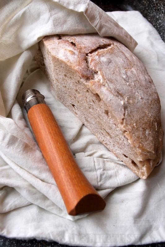 5-dňový kváskový chlieb