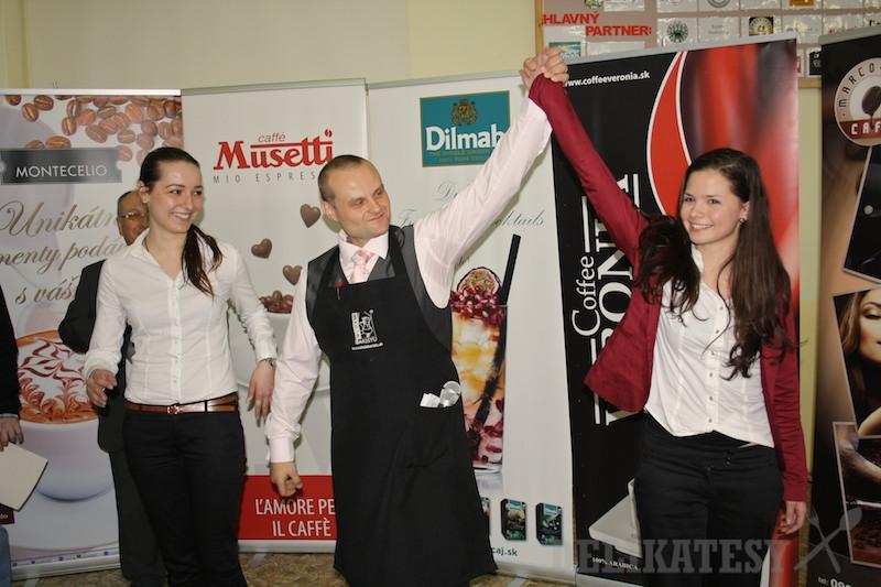 A víťazkou sa stáva... Kristína Herényiová