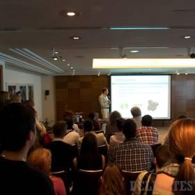 Prednáška o pražení kávy od Štefana Vargočka