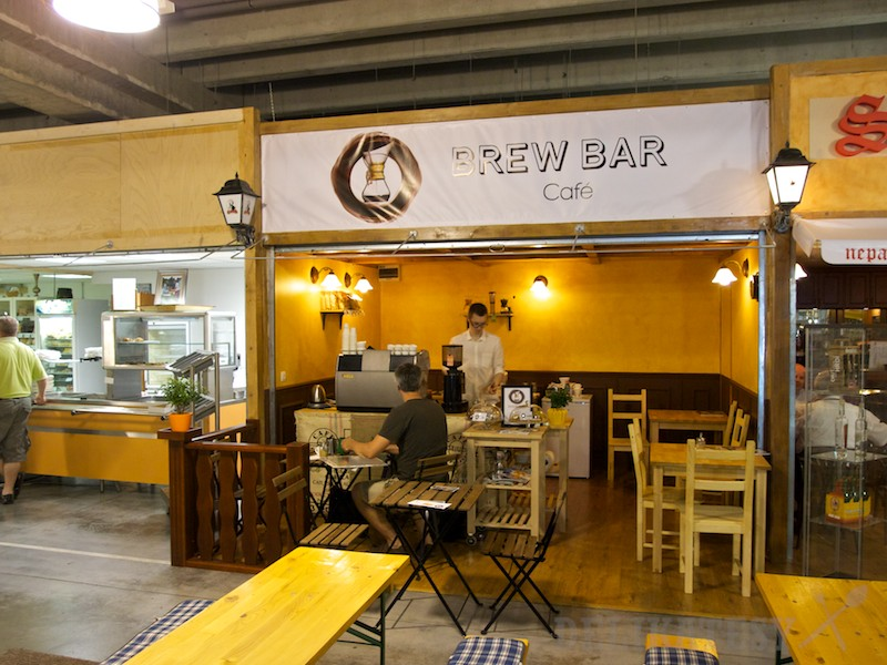 Brew Bar Bratislava