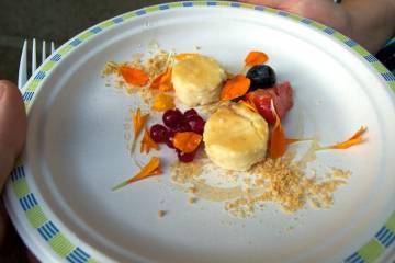Bazový cheesecake