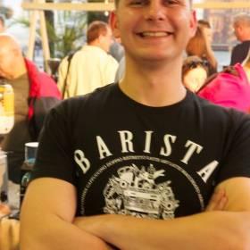 Pán barista, čiže Kristián Bene