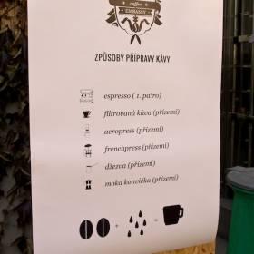 Info o tom, aké kávy sa dajú na festivale ochutnať