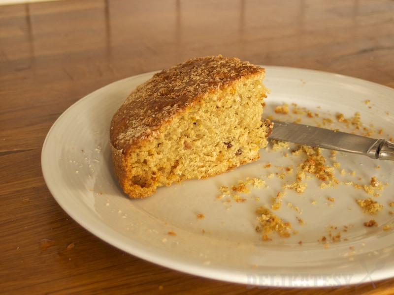 Ovsený koláč