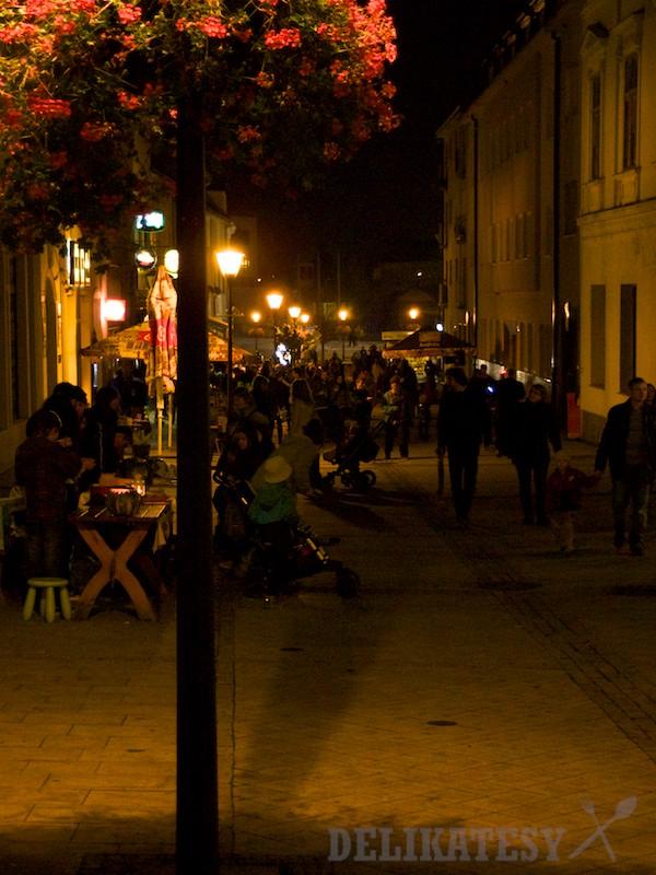 Kupecká ulica celkom živá