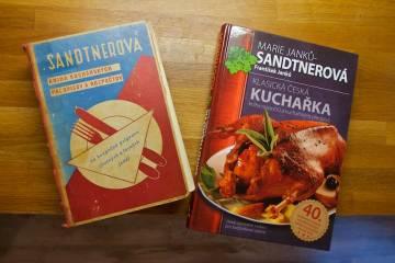 Sandtnerka z rokov 1946 a 2013