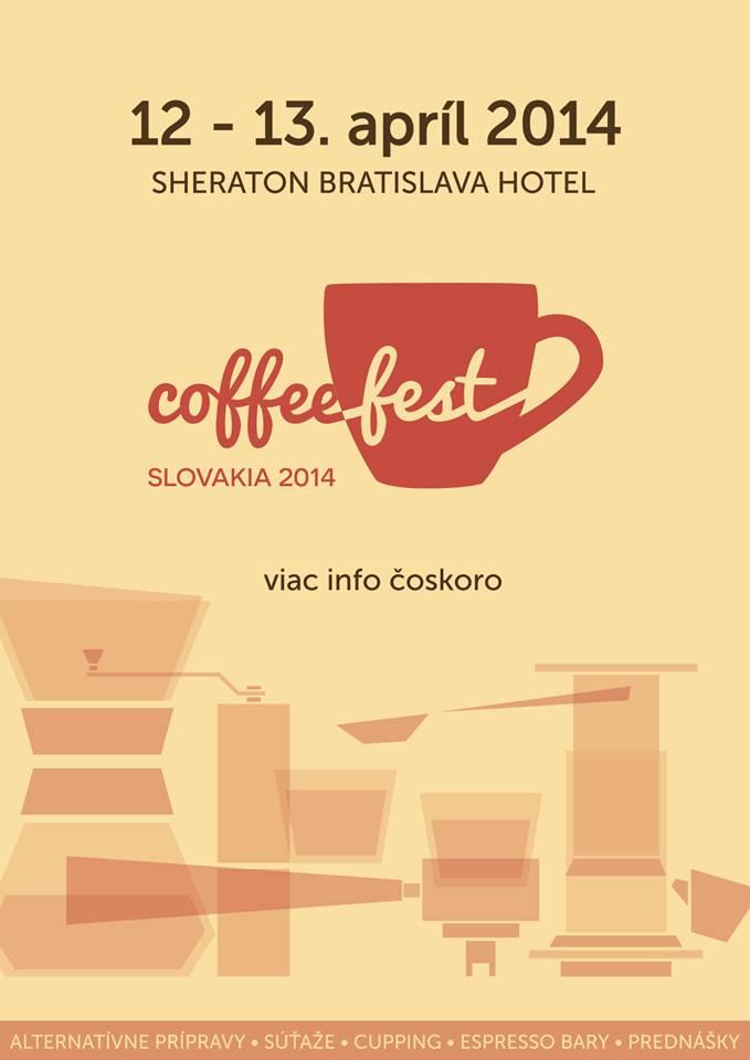 Coffee Fest 2014