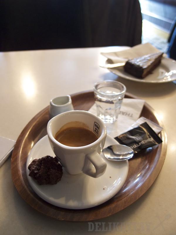 Espresso illy