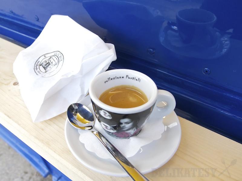 Espresso Portiolli