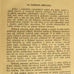Šlahačka ako československá špecialita
